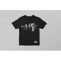 T-Shirt LPG Fiction